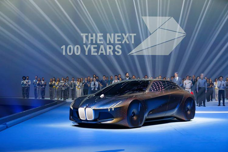 2016 WDC BMW - THE NEXT 100 YEARS