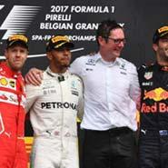 2017 F1 世界一級方程式 比利時 大賽 分析 評論 講評