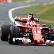 2017 F1 世界一級方程式 英國 大賽 分析 評論 講評