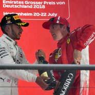 2018 F1 德國 世界一級方程式 法拉利 Ferrari 賓士 Benz