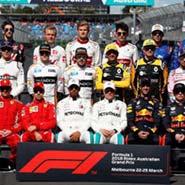 2018 F1 世界一級方程式 法拉利 Ferrari Sebastian Vettel 賓士 Benz Lewis Hamilto 紅牛 Red Bull Max Verstappen