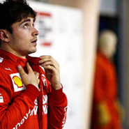 2019 F1 巴林 世界一級方程式 法拉利 Ferrari Charles Leclerc