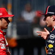 2019 F1 奧地利 世界一級方程式 法拉利 Ferrari Charles Leclerc #16 紅牛 Red Bull Max Verstappen