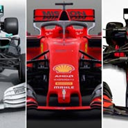 2019 F1 世界一級方程式 法拉利 Ferrari 賓士 Benz 紅牛 Red Bull