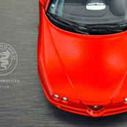 義大利之火 — 愛快羅密歐 Alfa Romeo - Giulia Sprint GTV