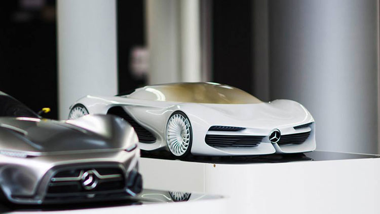 Mercedes-Benz-AMG Project One