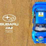 純正拉力血統 Subaru Impreza