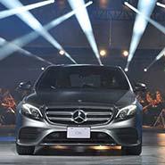 Mercedes Benz new E-Class W213 新車發表