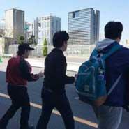 MEGA WEB TOYOTA 展示中心4~戶外試駕區