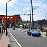 日本 箱根湖畔 風情快照